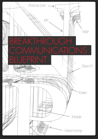 Breakthrough Communications Blueprint